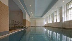 Unser Schwimmbad in Potsdam